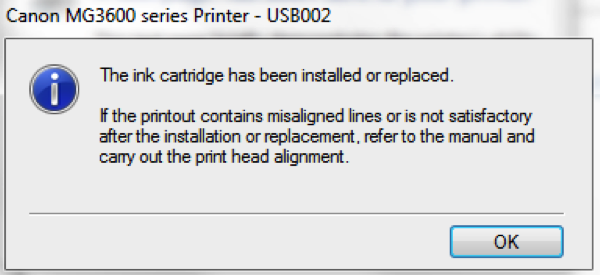 How to Reset Canon PG-240XL CL-241XL Remanufactured Ink