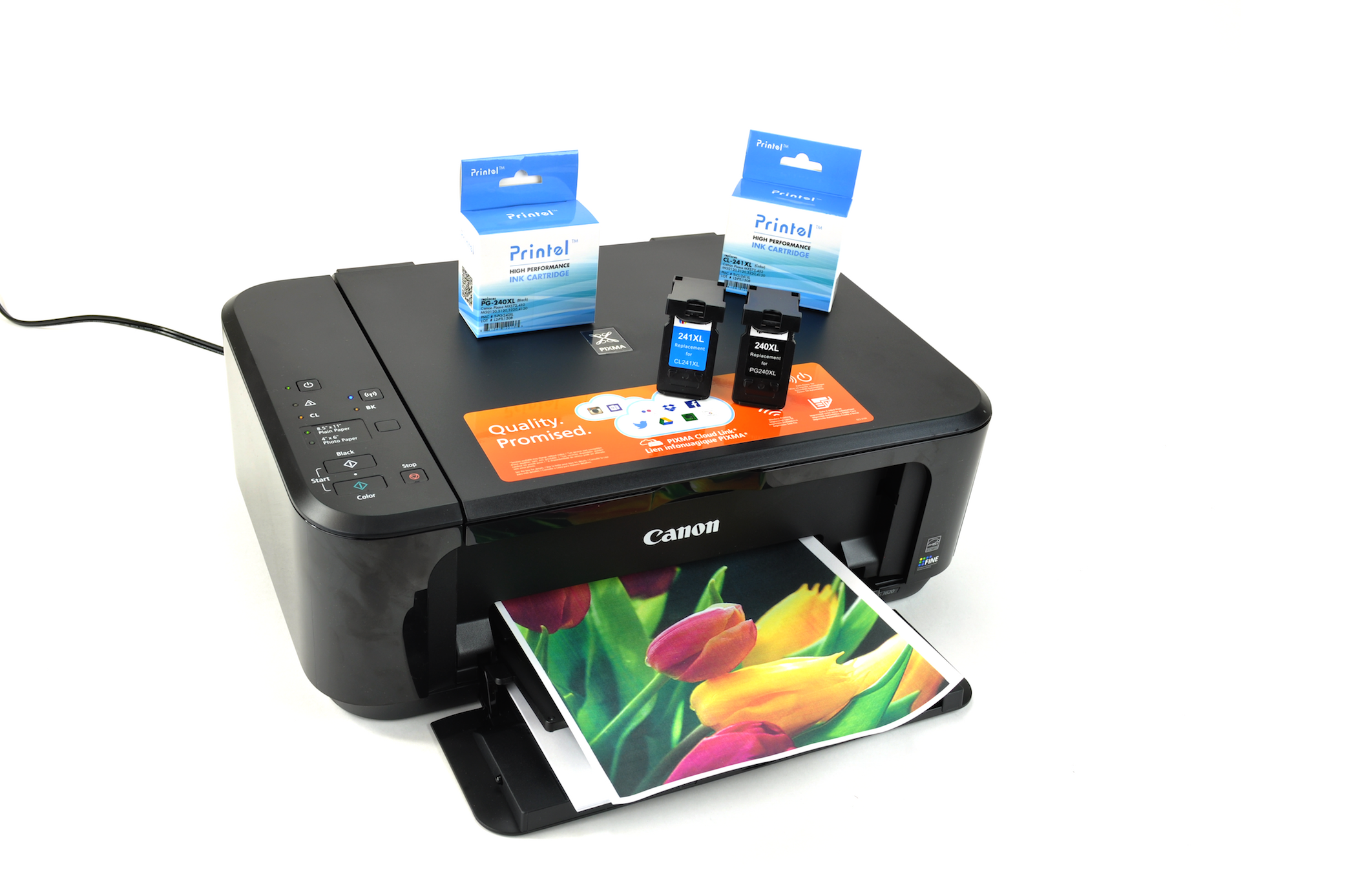 How to Reset Canon PG-240XL CL-241XL Remanufactured Ink Cartridge