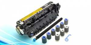 HP LaserJet P4014, P4015, P4515 Maintenance Kit CB388A Step by Step Installation Guide (including RM1-4554)