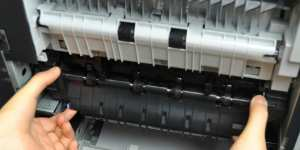 Install RM1-8395 fuser for HP LaserJet Enterprise 600 M601 printers
