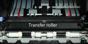 RM1-5462-000 Transfer Roller Instruction