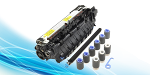 HP Laserjet Enterprise 600 M601 Printer CF064A Maintenance Kit Installation Guide