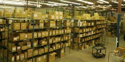 Warehouse and fast delivery