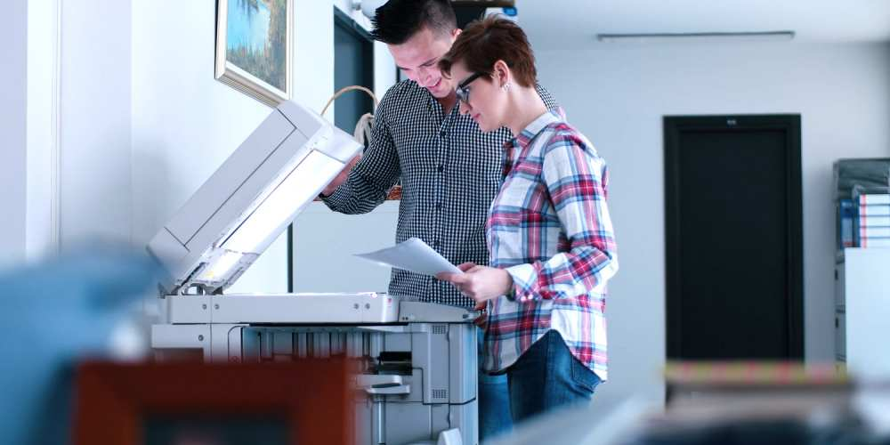 Common printer errors and solutions in modern office