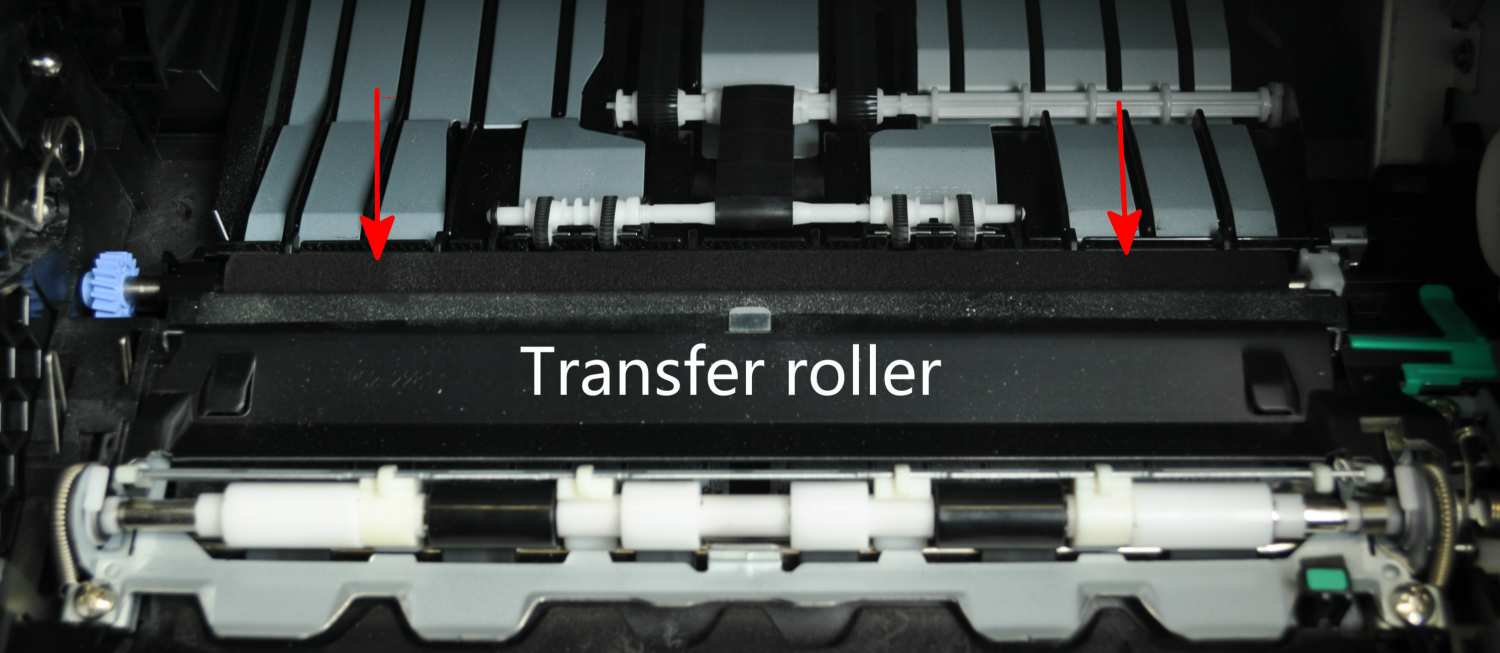 RM1-5462-000 Transfer Roller Instruction