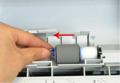 remove separation roller